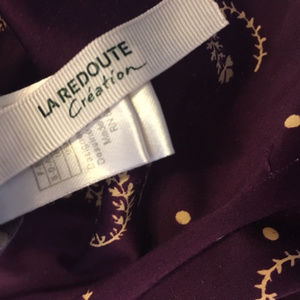 La Redoute Intimates & Sleepwear - La Redoute Chemise Nightie Purple Gold Size 10